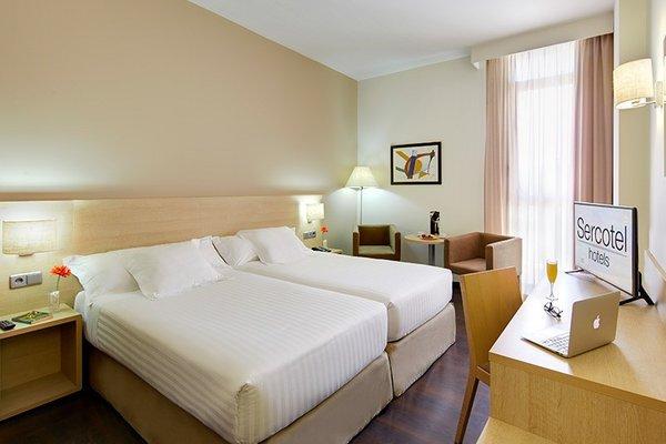 Hotel Sercotel Barcelona Gate - фото 50