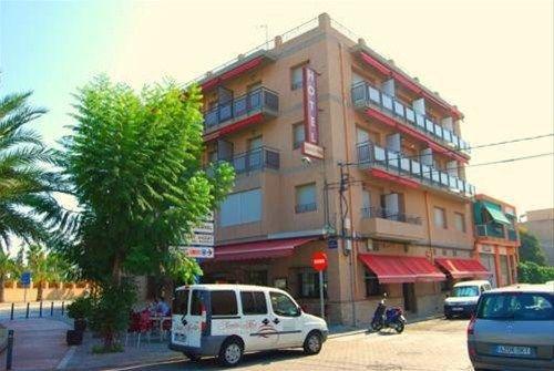 Hotel Santa Faz - фото 50
