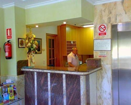 Hotel Santa Faz - фото 13