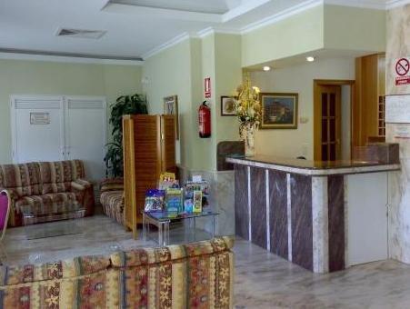 Hotel Santa Faz - фото 14
