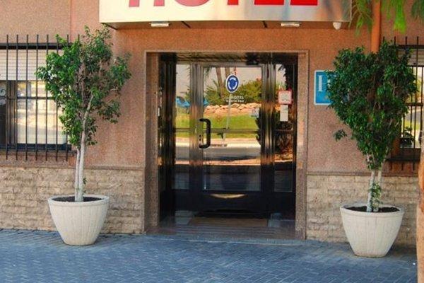 Hotel Santa Faz - фото 16