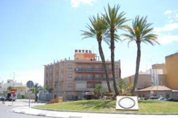 Hotel Santa Faz - фото 19