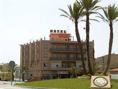 Hotel Santa Faz - фото 20