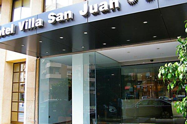 Hotel Villa San Juan - фото 20