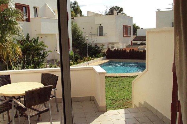 Apartamentos La Buganvilla - фото 28