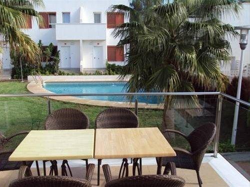 Apartamentos La Buganvilla - фото 21