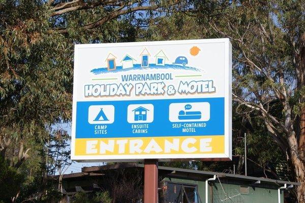 Warrnambool Motel and Holiday Park - фото 14