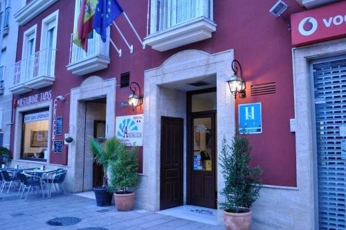 Hostal La Andaluza - фото 20
