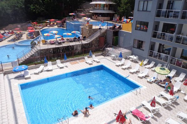 Ivtour Apartments in Yalta complex - фото 21