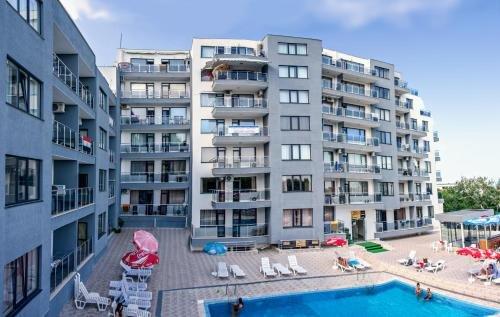 Ivtour Apartments in Yalta complex - фото 22