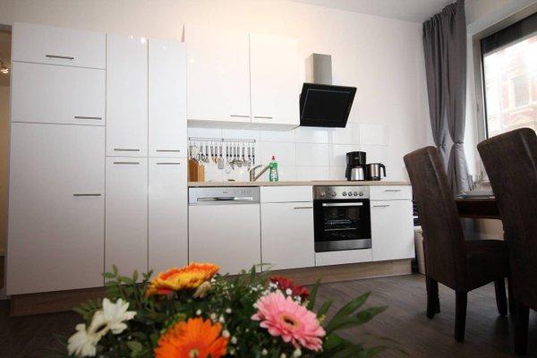 Apartments Schoneberg - фото 21