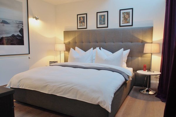 Chez Cliche Serviced Apartments - Sterngasse - фото 1