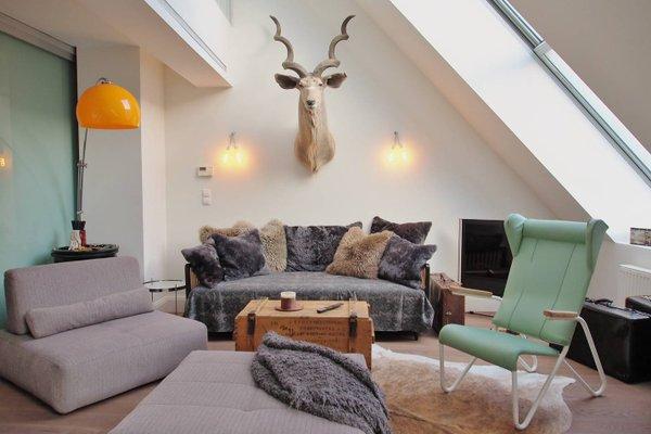 Chez Cliche Serviced Apartments - Sterngasse - фото 14