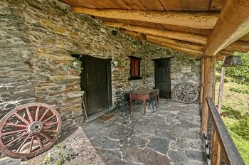 Hotel Rural Valle de Ancares - фото 17