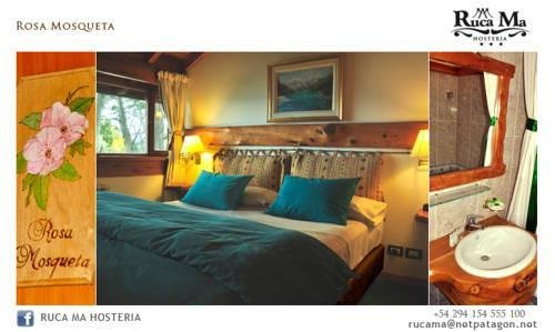 Гостиница «Hosteria Ruca Ma», Вилья-Ангостура
