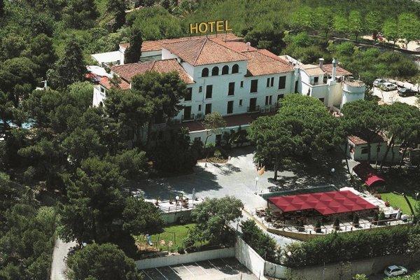 Hotel El Castell - фото 23