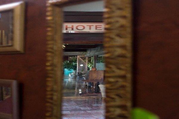 Hotel Rural Las Tirajanas - фото 11