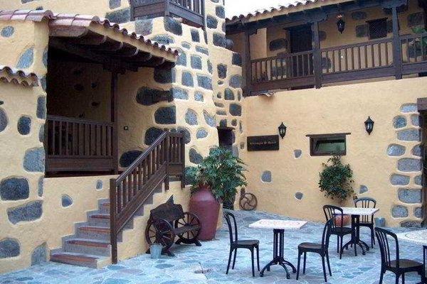 Гостиница «La Hacienda Del Molino», Сан-Бартоломе