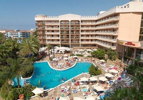 Hotel Dorada Palace - фото 50