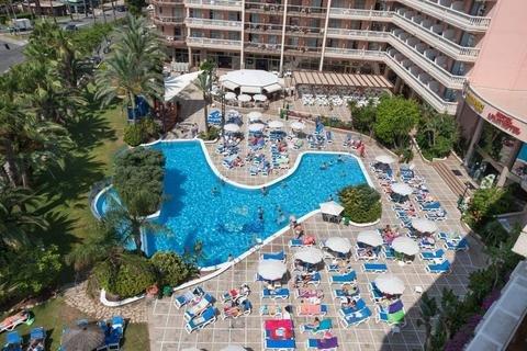 Hotel Dorada Palace - фото 19