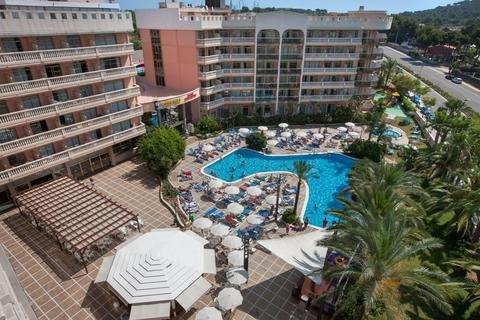 Hotel Dorada Palace - фото 21
