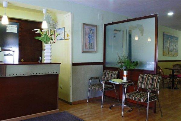 Hotel Tolosa - фото 20