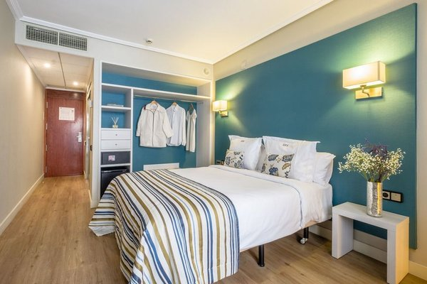 Отель Regente Aragón - фото 1
