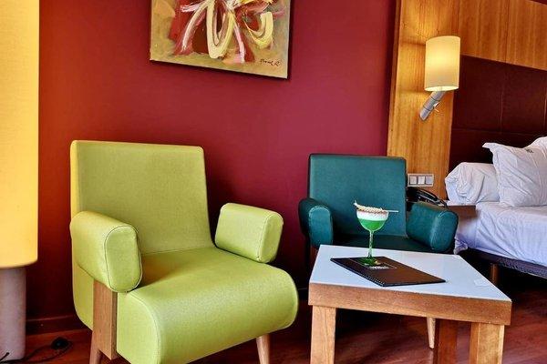 Отель Regente Aragón - фото 6
