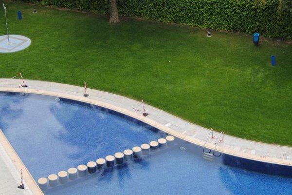 Apartamentos Riviera Arysal - фото 18