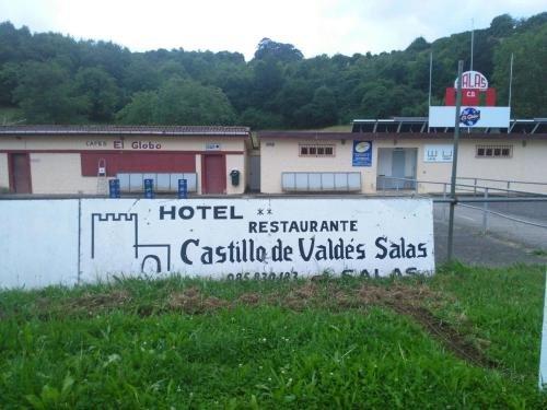 Castillo De Valdes Salas - фото 22