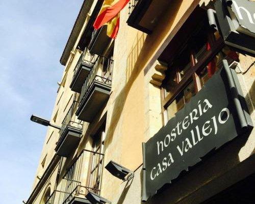 Hosteria Casa Vallejo - фото 21