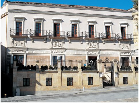 NH Salamanca Palacio de Castellanos - фото 22