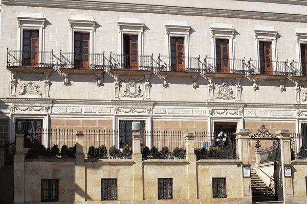 NH Salamanca Palacio de Castellanos - фото 23