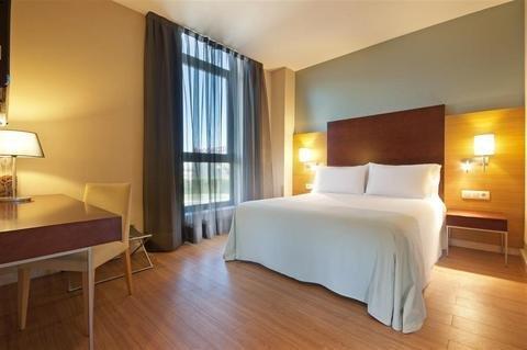 Tryp Salamanca Montalvo Hotel - фото 2