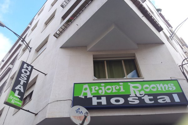 Arjori Rooms Hostal - фото 8