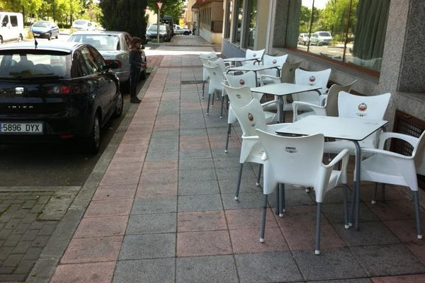 Hotel Nobis Salamanca - фото 18