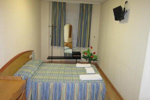 Hotel Gabriel y Galan - фото 3