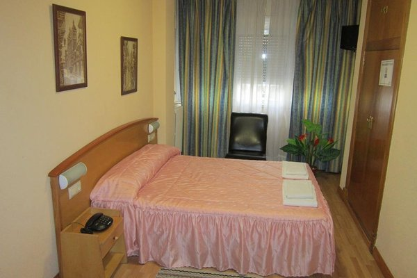 Hotel Gabriel y Galan - фото 5