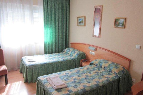 Hotel Gabriel y Galan - фото 9