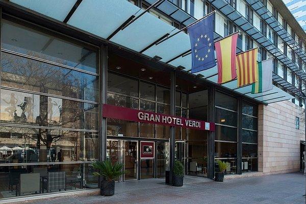 Catalonia Gran Hotel Verdi - фото 14