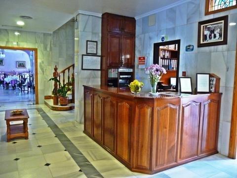 Hotel Maria Luisa - фото 14