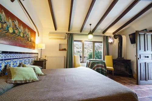 Hotel Rural Albamanjon - фото 1