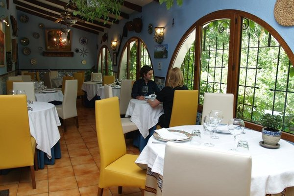 Hotel Rural Albamanjon - фото 12