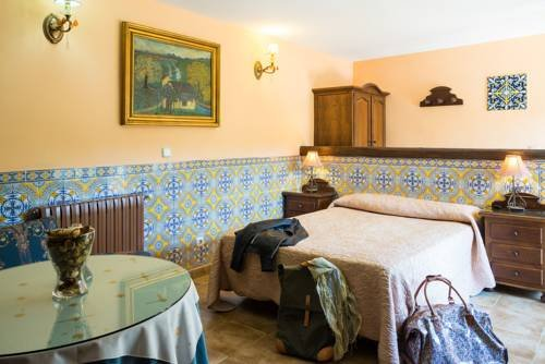 Hotel Rural Albamanjon - фото 2
