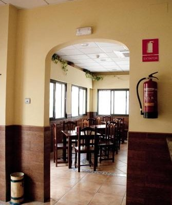 Hostal Restaurant Macavi - фото 11