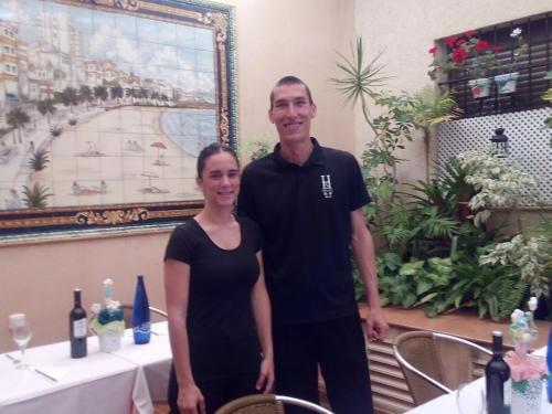 Hostal Restaurant Macavi - фото 12