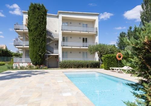 Apartaments Terraza - Santa Maria - фото 11