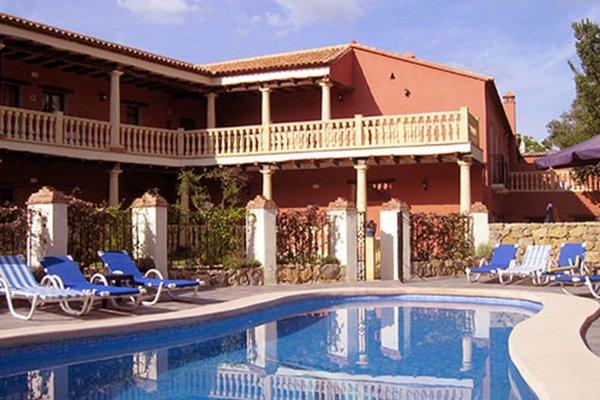 Hotel Rural Molino del Puente Ronda - фото 17