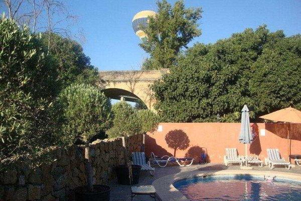 Hotel Rural Molino del Puente Ronda - фото 20