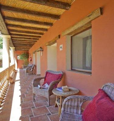 Hotel Rural Molino del Puente Ronda - фото 8